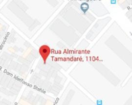 Mapa de contato Baurufer Indaiatuba